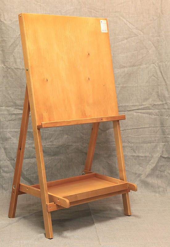 Мастер-класс по созданию мольберта для рисования 39