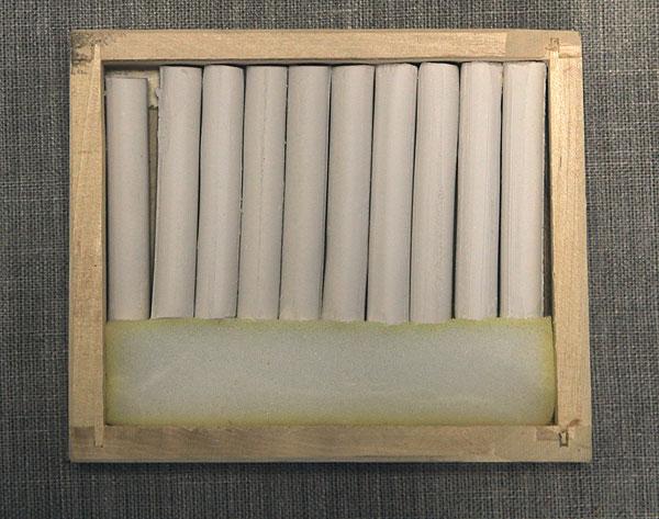 Соус белый в деревянных пеналах (10 кар) border=
