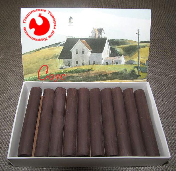 Соус черный в деревянных пеналах (10 кар) border=